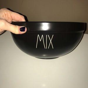 """Rae Dunn large """"mix"""" mixing bowl"""